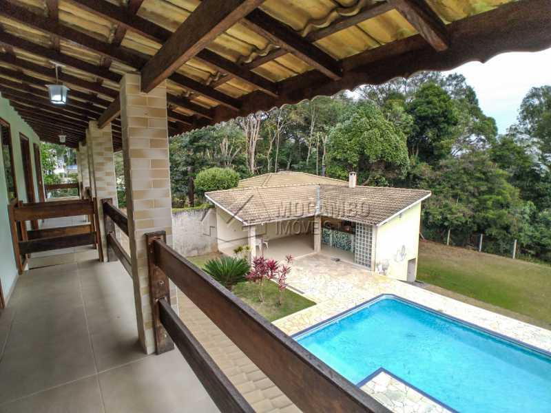 Varanda dormitórios - Casa em Condomínio 4 quartos à venda Itatiba,SP - R$ 990.000 - FCCN40162 - 21
