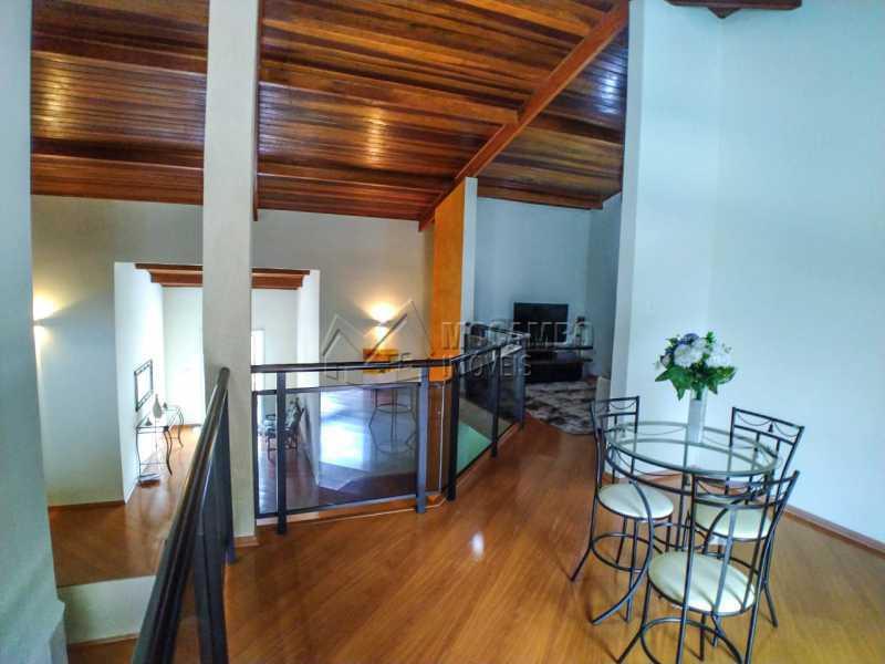 Mezanino - Casa em Condomínio 4 quartos à venda Itatiba,SP - R$ 990.000 - FCCN40162 - 16