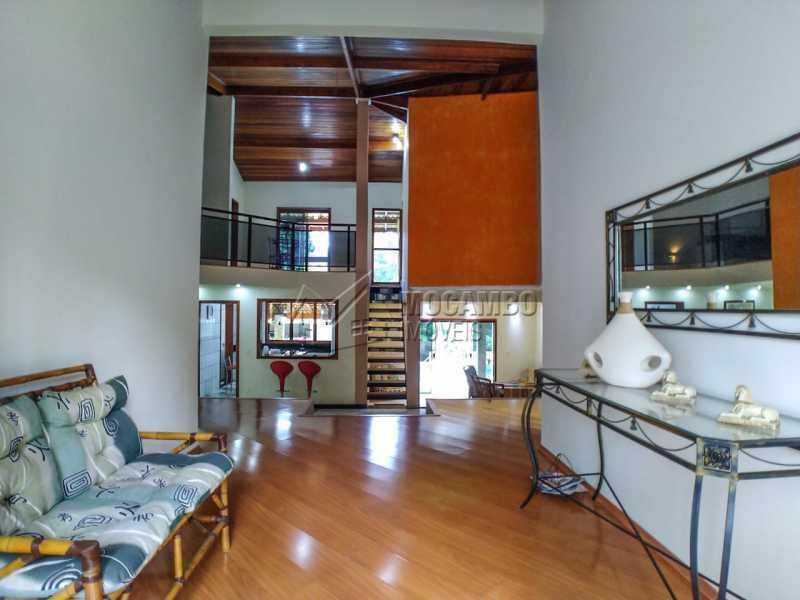 Hall entrada - Casa em Condomínio 4 quartos à venda Itatiba,SP - R$ 990.000 - FCCN40162 - 5