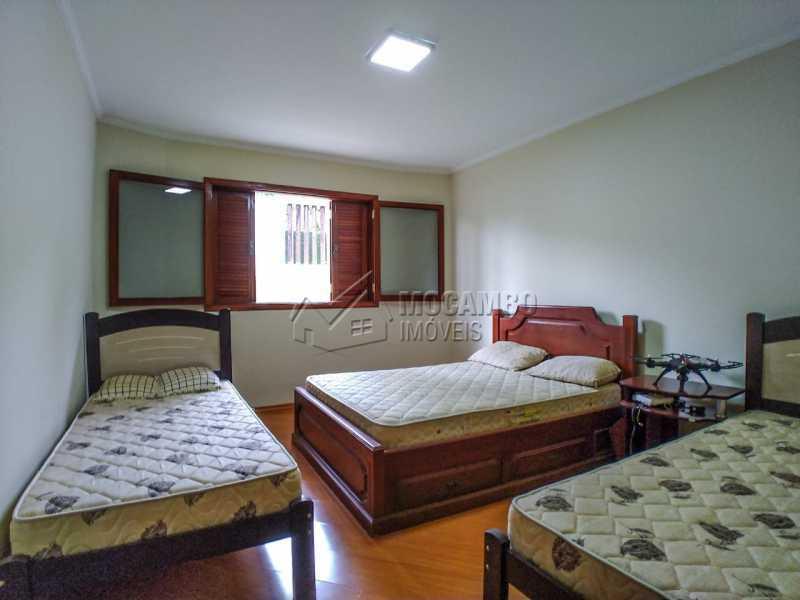 Dormitório - Casa em Condomínio 4 quartos à venda Itatiba,SP - R$ 990.000 - FCCN40162 - 24