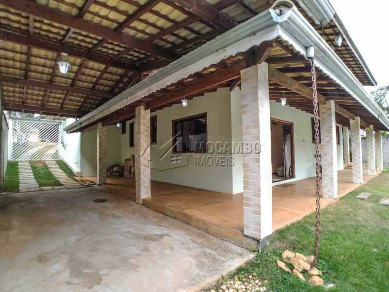 Garagem - Casa em Condomínio 4 quartos à venda Itatiba,SP - R$ 990.000 - FCCN40162 - 25