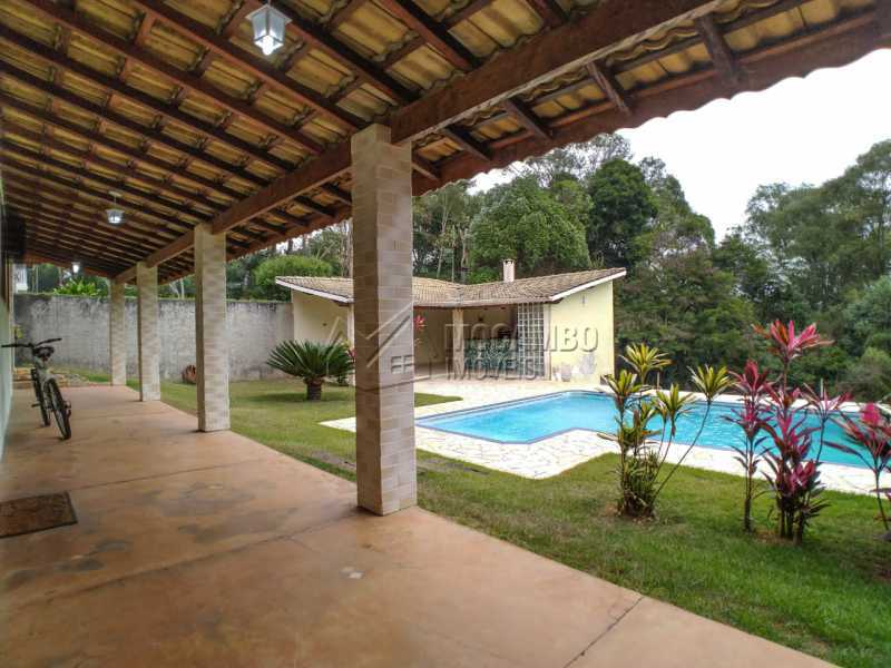 Varanda - Casa em Condomínio 4 quartos à venda Itatiba,SP - R$ 990.000 - FCCN40162 - 27
