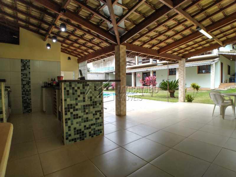 Área gourmet - Casa em Condomínio 4 quartos à venda Itatiba,SP - R$ 990.000 - FCCN40162 - 29