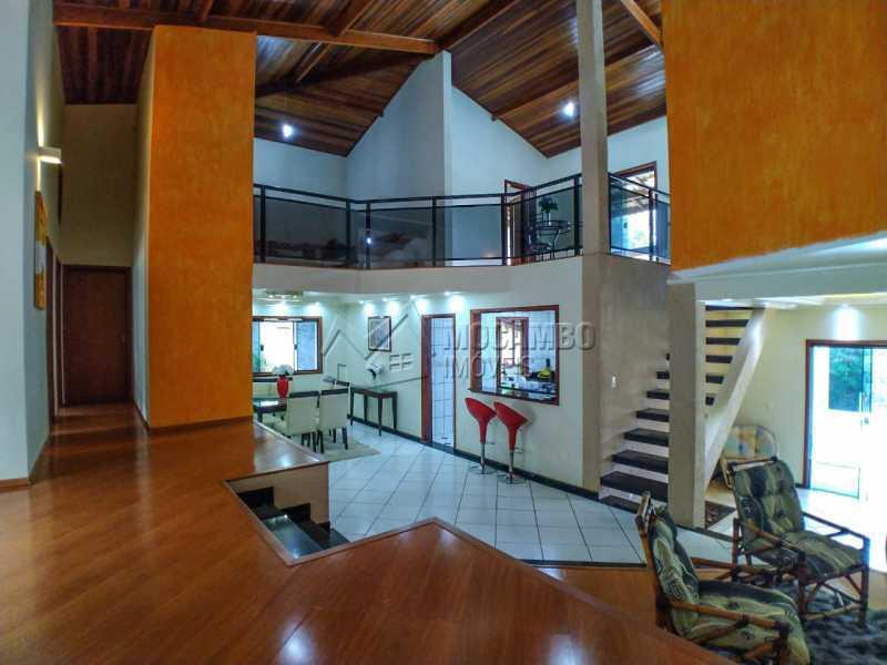 Living 3 ambientes - Casa em Condomínio 4 quartos à venda Itatiba,SP - R$ 990.000 - FCCN40162 - 8