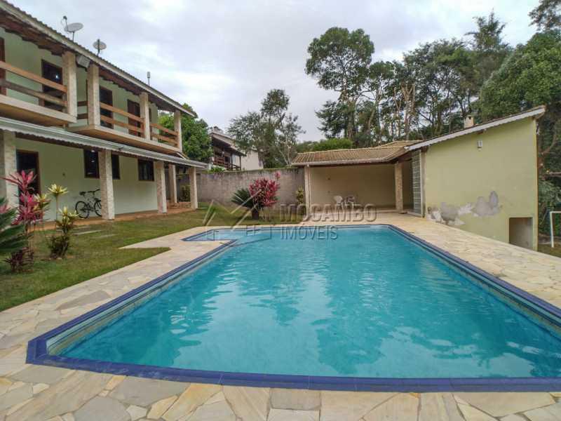 Piscina - Casa em Condomínio 4 quartos à venda Itatiba,SP - R$ 990.000 - FCCN40162 - 26