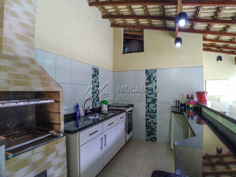 Área gourmet - Casa em Condomínio 4 quartos à venda Itatiba,SP - R$ 990.000 - FCCN40162 - 30