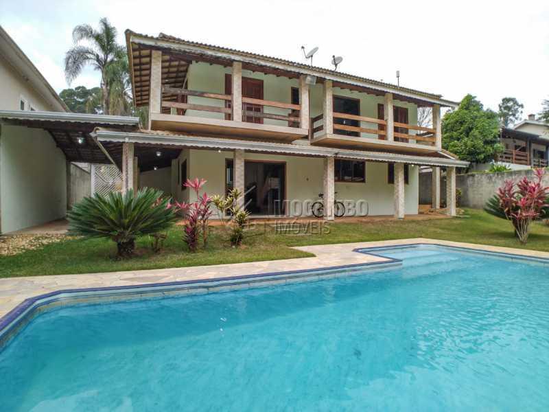 Casa - Casa em Condomínio 4 quartos à venda Itatiba,SP - R$ 990.000 - FCCN40162 - 1