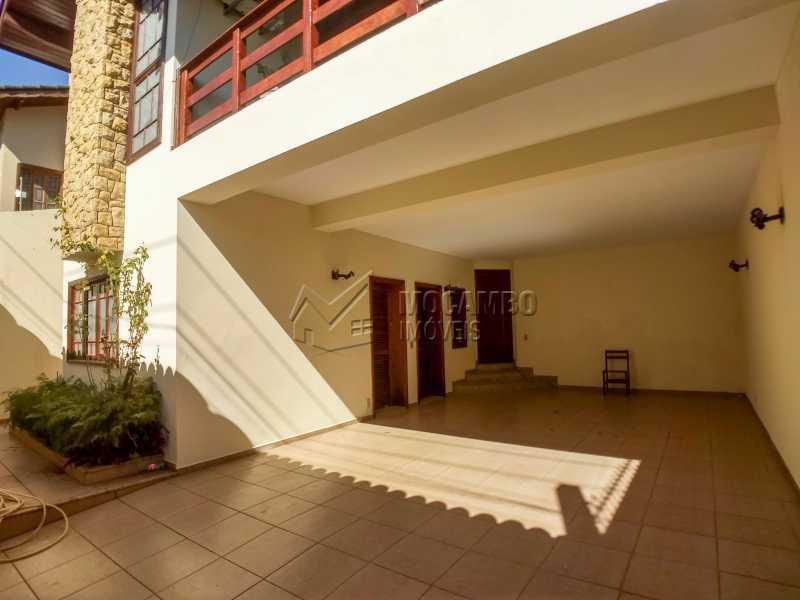 Garagem - Casa 3 quartos para alugar Itatiba,SP - R$ 2.800 - FCCA31359 - 1
