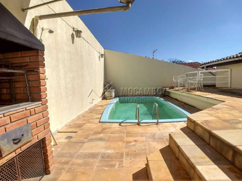 Área Externa - Casa 3 quartos para alugar Itatiba,SP - R$ 2.800 - FCCA31359 - 14
