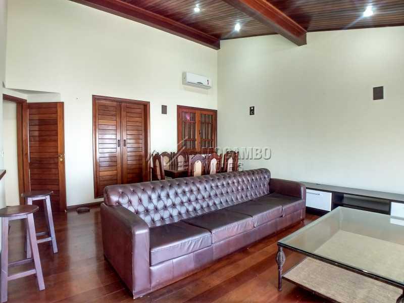 Sala de Jantar - Casa 3 quartos para alugar Itatiba,SP - R$ 2.800 - FCCA31359 - 5