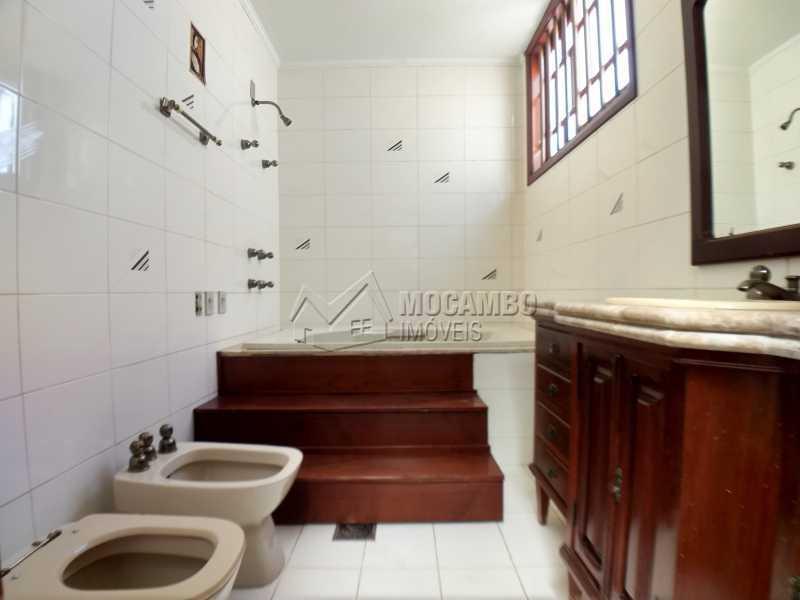 Banheiro Suíte - Casa 3 quartos para alugar Itatiba,SP - R$ 2.800 - FCCA31359 - 9