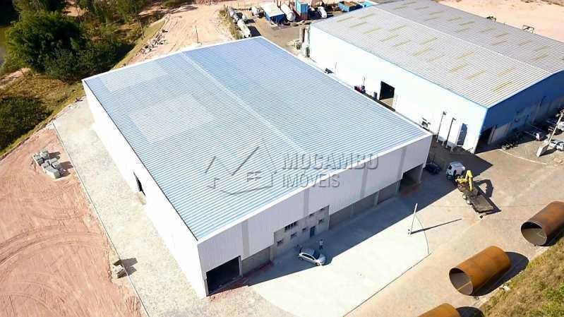 Área Externa - Galpão 2292m² para alugar Itatiba,SP - R$ 30.000 - FCGA00176 - 3