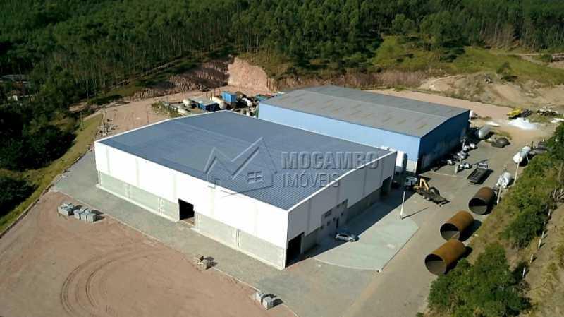 Área Externa - Galpão 2292m² para alugar Itatiba,SP - R$ 30.000 - FCGA00176 - 4