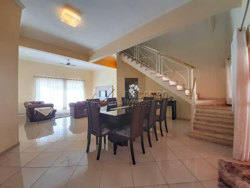 Sala de Jantar. - Casa 4 quartos à venda Itatiba,SP - R$ 900.000 - FCCA40143 - 13