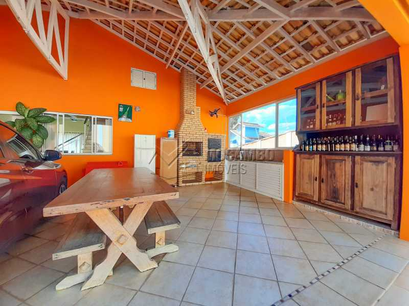 Area Gourmet. - Casa 4 quartos à venda Itatiba,SP - R$ 900.000 - FCCA40143 - 8