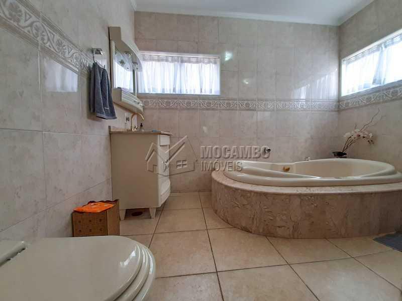 Banheiro Suite Master. - Casa 4 quartos à venda Itatiba,SP - R$ 900.000 - FCCA40143 - 26