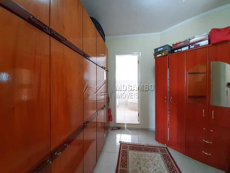 Closet Suite Master. - Casa 4 quartos à venda Itatiba,SP - R$ 900.000 - FCCA40143 - 24
