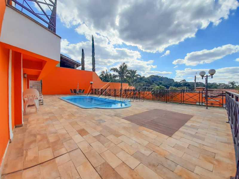 Piscina. - Casa 4 quartos à venda Itatiba,SP - R$ 900.000 - FCCA40143 - 5