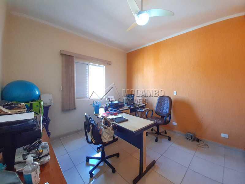 Dormitório - Escritório. - Casa 4 quartos à venda Itatiba,SP - R$ 900.000 - FCCA40143 - 19