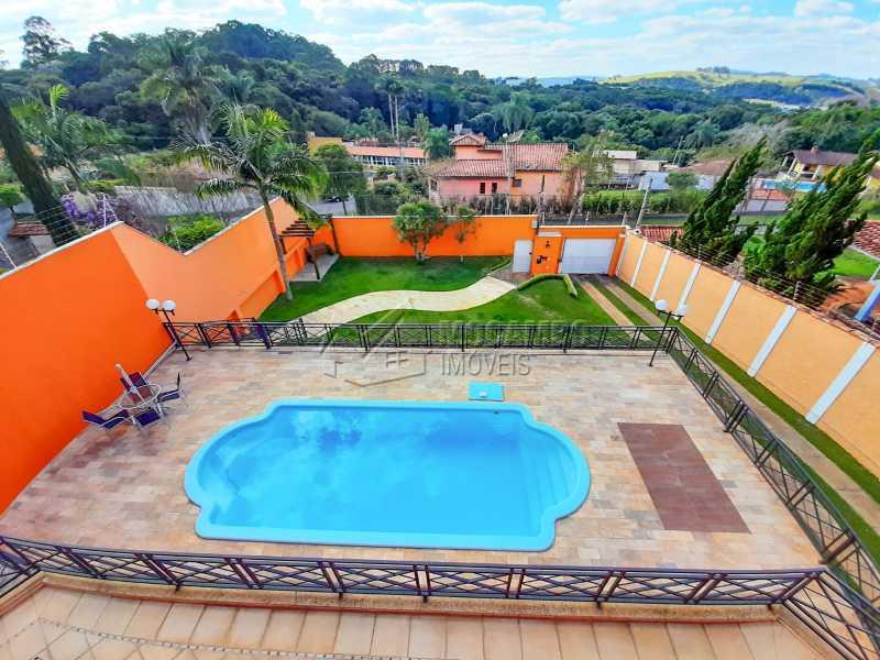 Vista da Sacada. - Casa 4 quartos à venda Itatiba,SP - R$ 900.000 - FCCA40143 - 1