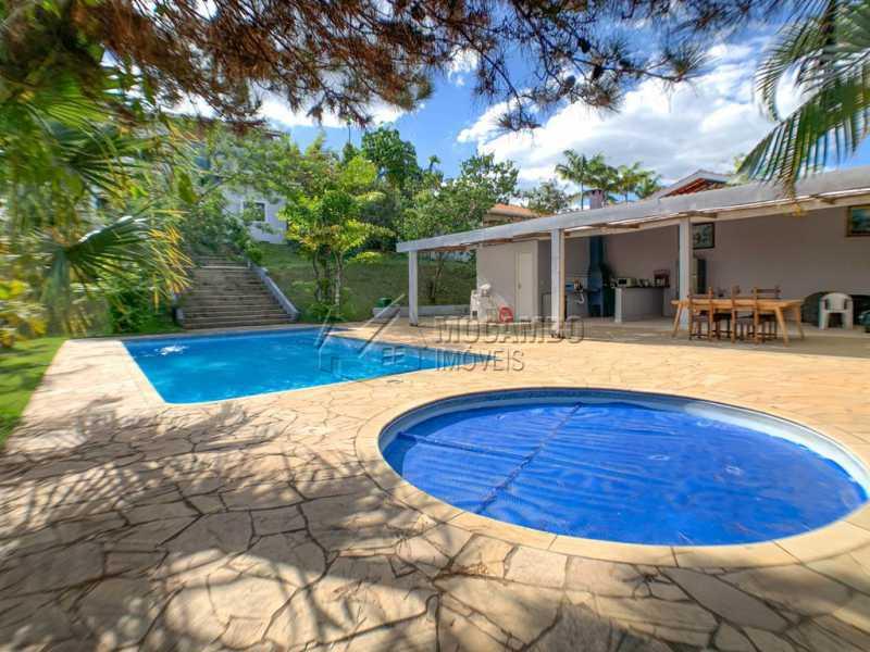 Piscina - Casa em Condomínio 4 quartos à venda Itatiba,SP - R$ 1.300.000 - FCCN40165 - 3