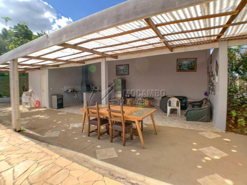 Espaço Gourmet - Casa em Condomínio 4 quartos à venda Itatiba,SP - R$ 1.300.000 - FCCN40165 - 15