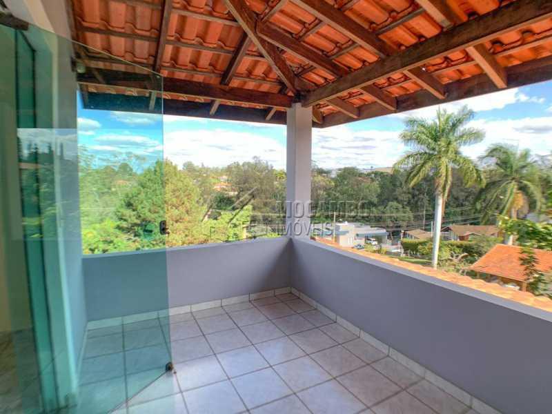 Varanda - Casa em Condomínio 4 quartos à venda Itatiba,SP - R$ 1.300.000 - FCCN40165 - 13