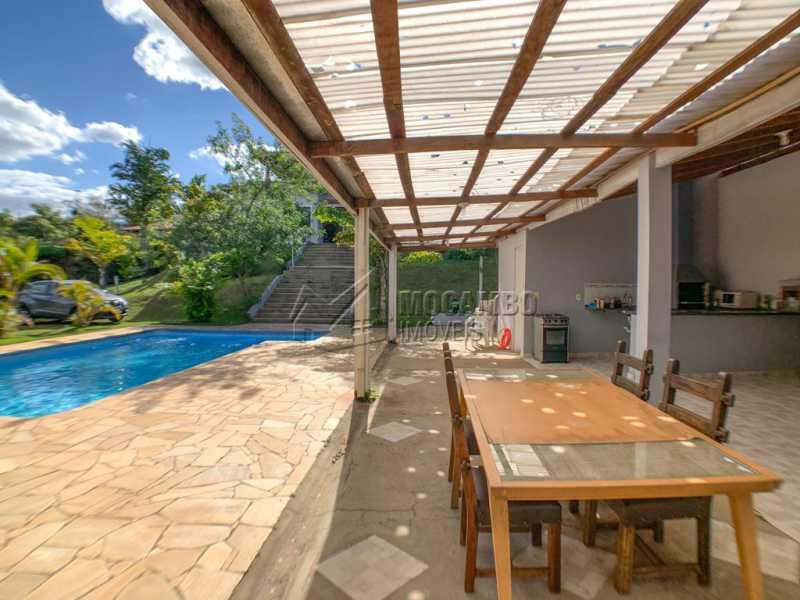 Espaço Gourmet - Casa em Condomínio 4 quartos à venda Itatiba,SP - R$ 1.300.000 - FCCN40165 - 17