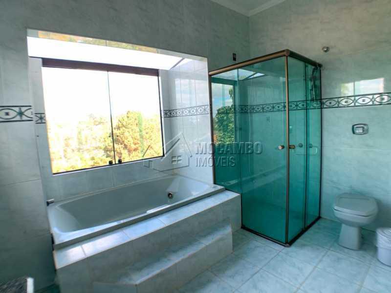 Banheira - Casa em Condomínio 4 quartos à venda Itatiba,SP - R$ 1.300.000 - FCCN40165 - 20
