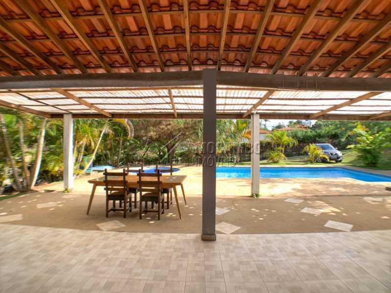 Espaço Gourmet - Casa em Condomínio 4 quartos à venda Itatiba,SP - R$ 1.300.000 - FCCN40165 - 16