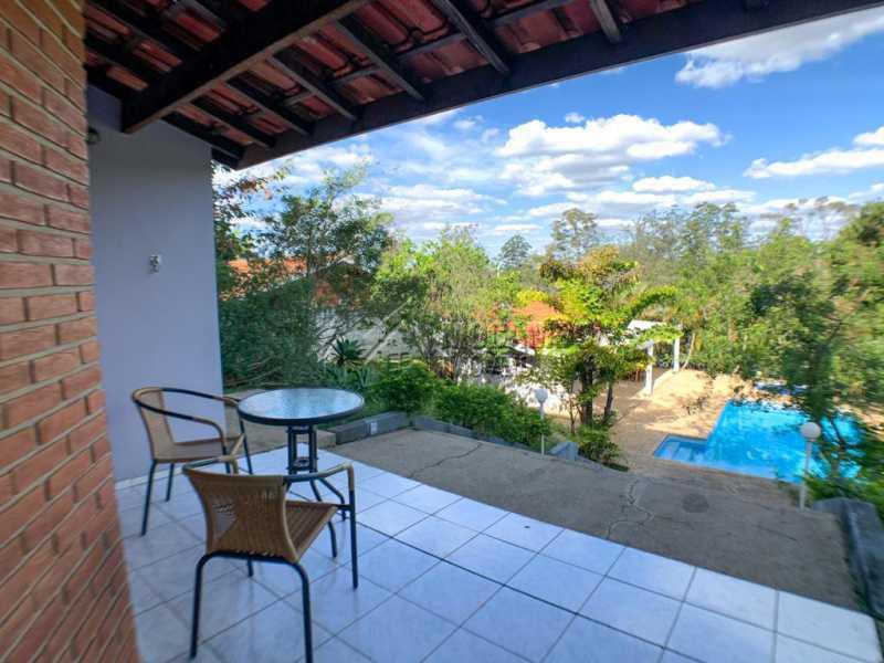Varanda - Casa em Condomínio 4 quartos à venda Itatiba,SP - R$ 1.300.000 - FCCN40165 - 11