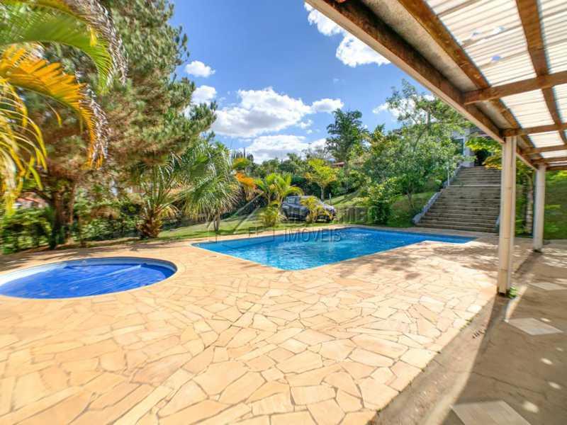 Piscina - Casa em Condomínio 4 quartos à venda Itatiba,SP - R$ 1.300.000 - FCCN40165 - 25