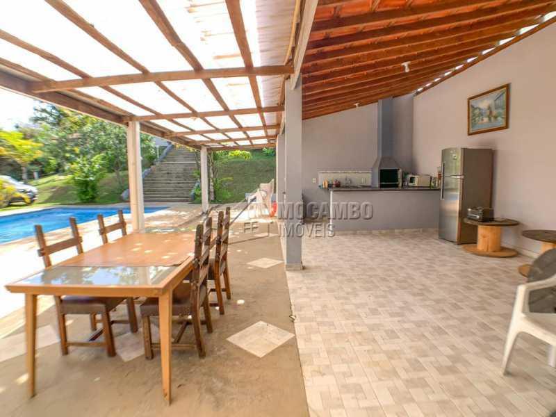 Espaço Gourmet - Casa em Condomínio 4 quartos à venda Itatiba,SP - R$ 1.300.000 - FCCN40165 - 18
