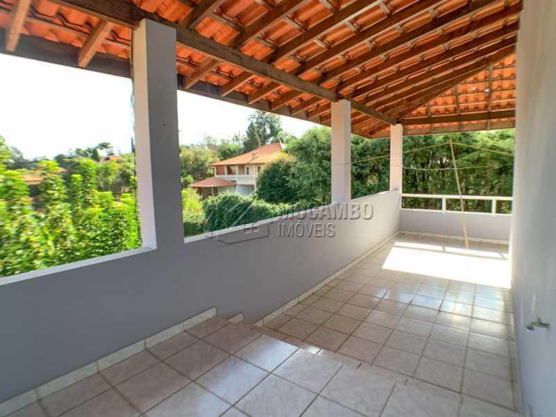 Varanda - Casa em Condomínio 4 quartos à venda Itatiba,SP - R$ 1.300.000 - FCCN40165 - 14