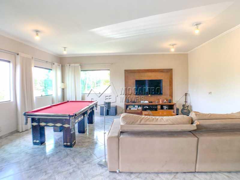 Sala - Casa em Condomínio 4 quartos à venda Itatiba,SP - R$ 1.300.000 - FCCN40165 - 8