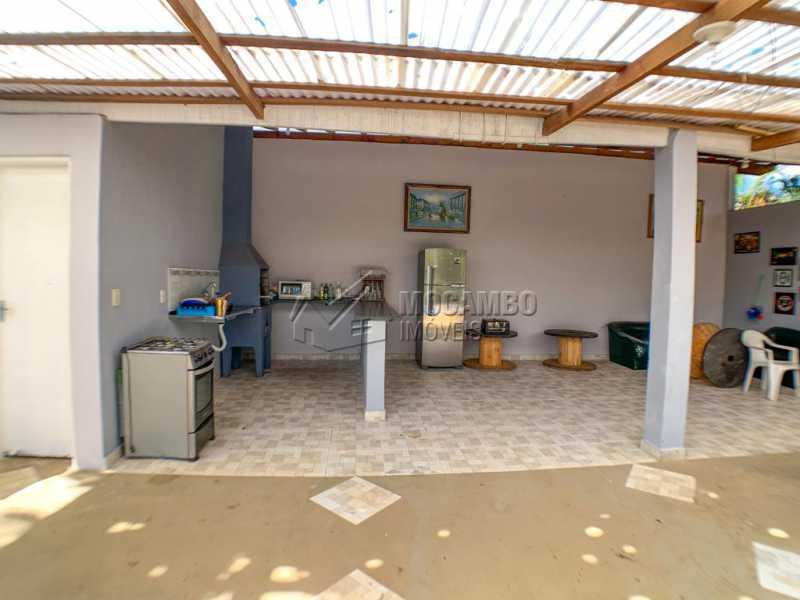 Espaço Gourmet - Casa em Condomínio 4 quartos à venda Itatiba,SP - R$ 1.300.000 - FCCN40165 - 26