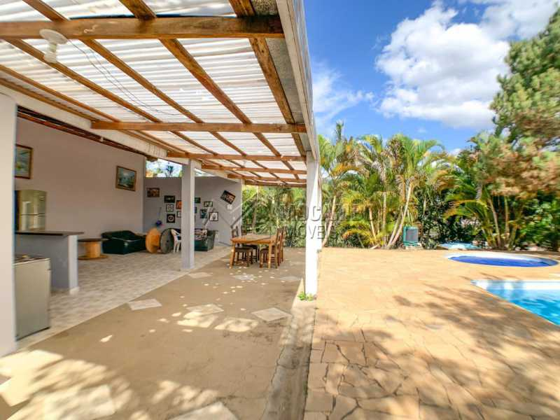 Espaço Gourmet - Casa em Condomínio 4 quartos à venda Itatiba,SP - R$ 1.300.000 - FCCN40165 - 27