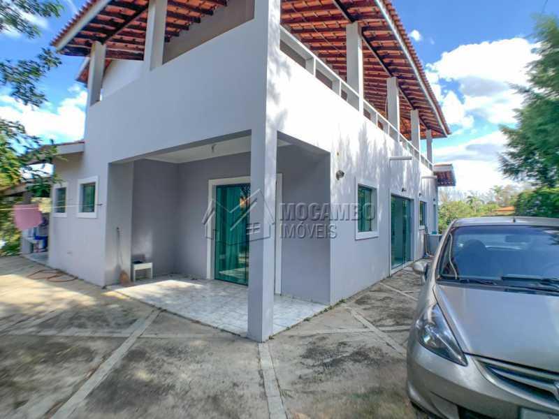 Lateral - Casa em Condomínio 4 quartos à venda Itatiba,SP - R$ 1.300.000 - FCCN40165 - 30
