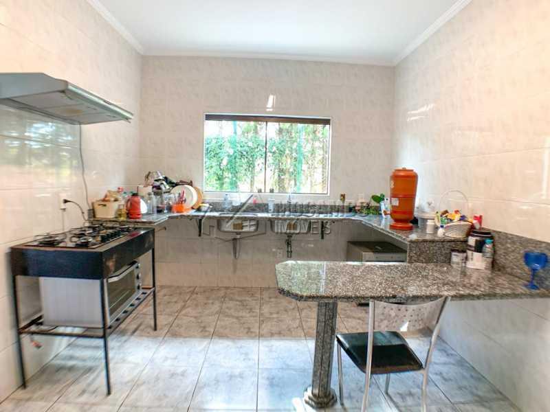 Cozinha - Casa em Condomínio 4 quartos à venda Itatiba,SP - R$ 1.300.000 - FCCN40165 - 9