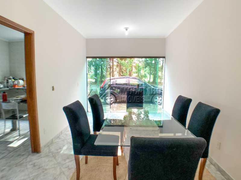 Sala Jantar - Casa em Condomínio 4 quartos à venda Itatiba,SP - R$ 1.300.000 - FCCN40165 - 7