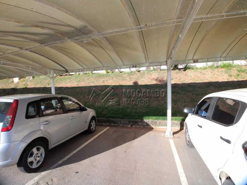 Garagem coberta  - Apartamento 3 quartos à venda Itatiba,SP - R$ 190.000 - FCAP30565 - 10