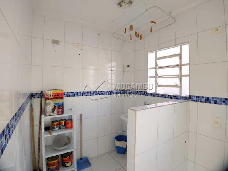 Área de serviço  - Apartamento 3 quartos à venda Itatiba,SP - R$ 190.000 - FCAP30565 - 9