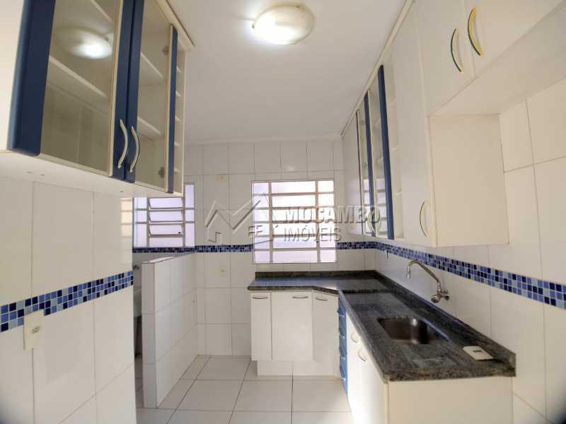 Cozinha - Apartamento 3 quartos à venda Itatiba,SP - R$ 190.000 - FCAP30565 - 1