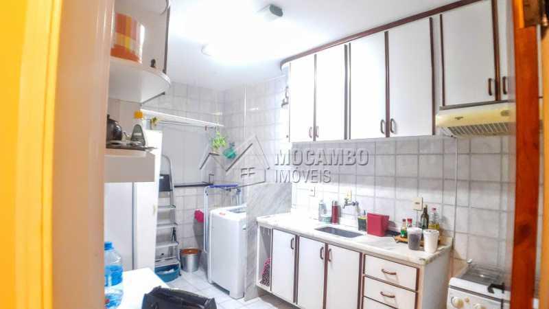 Cozinha  - Apartamento 2 quartos à venda Itatiba,SP - R$ 250.000 - FCAP21119 - 7