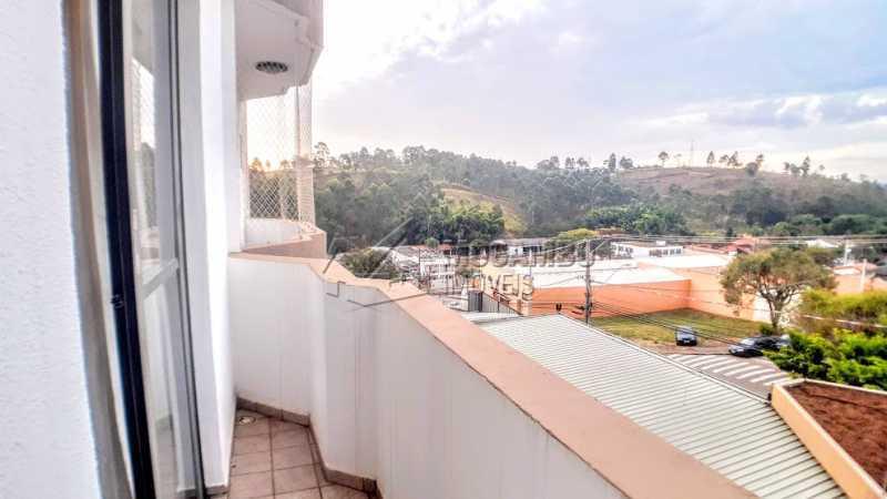 Varanda  - Apartamento 2 quartos à venda Itatiba,SP - R$ 250.000 - FCAP21119 - 3