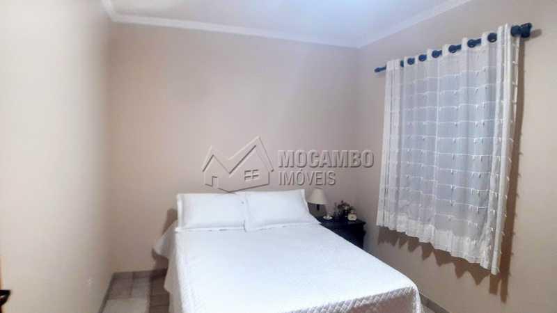 Dormitorio  - Apartamento 2 quartos à venda Itatiba,SP - R$ 250.000 - FCAP21119 - 5
