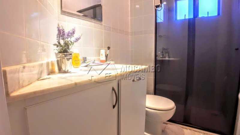Banheiro  - Apartamento 2 quartos à venda Itatiba,SP - R$ 250.000 - FCAP21119 - 6
