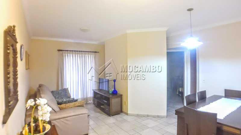 Sala  - Apartamento 2 quartos à venda Itatiba,SP - R$ 250.000 - FCAP21119 - 8
