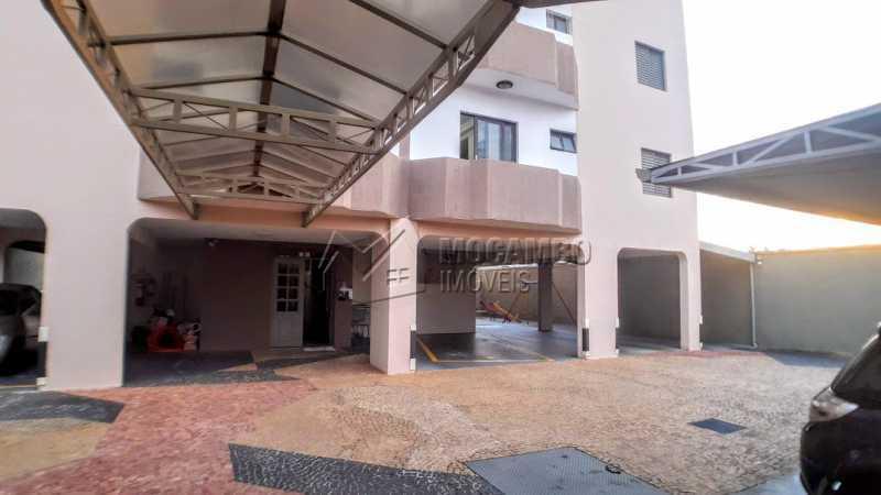 Fachada  - Apartamento 2 quartos à venda Itatiba,SP - R$ 250.000 - FCAP21119 - 1