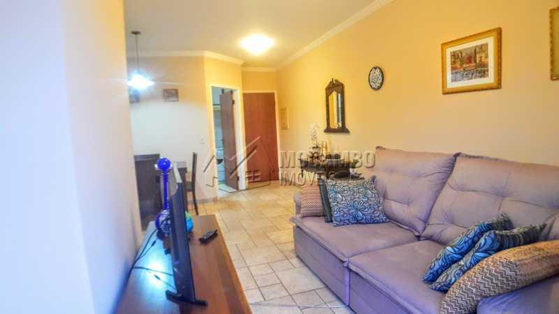 Sala  - Apartamento 2 quartos à venda Itatiba,SP - R$ 250.000 - FCAP21119 - 9